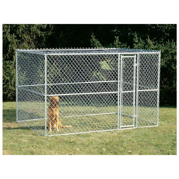 Chain Link Kennels and Exercise pens