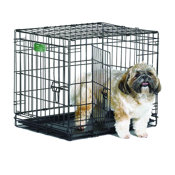 MidWest Double Door Dog Crate A.C.E with MAXlock locking system