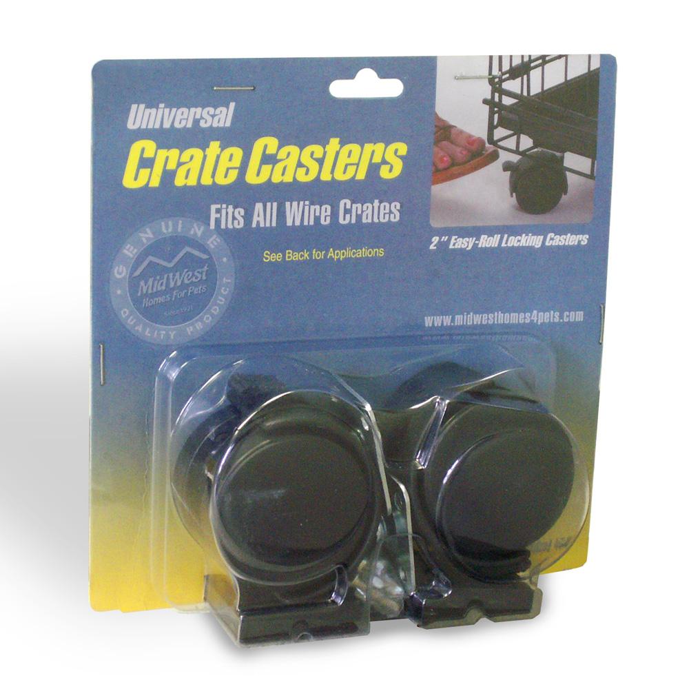 Dog Crate Universal Castor