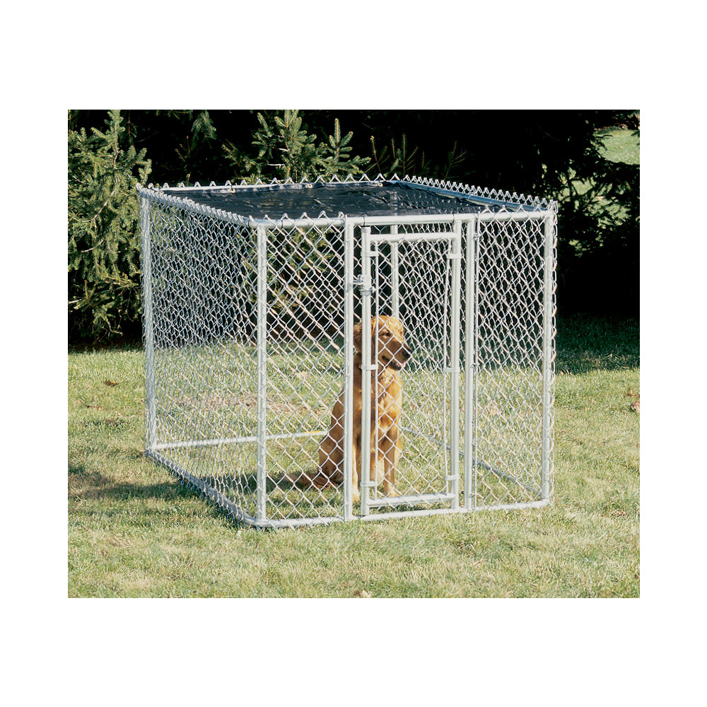 K9 Chain link dog kennel